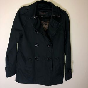 COACH Weather Resistant Trench Coat
